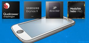 What is a mobile processor and choose your smartphone based on a variety of processors