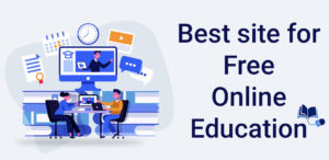 Best site for Free Online Education